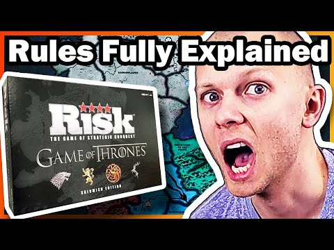 Game of Thrones Risk Rules - How to Play