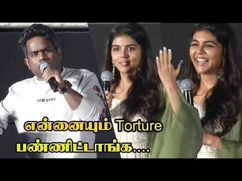 Yuvan Shankar Raja Speech & Hero Movie Heroine Speech Hero Trailer Launch | Sivakarthikeyan