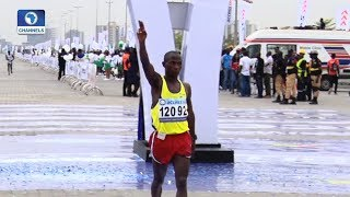 Kiprotich Wins Third Edition Of Lagos City Marathon