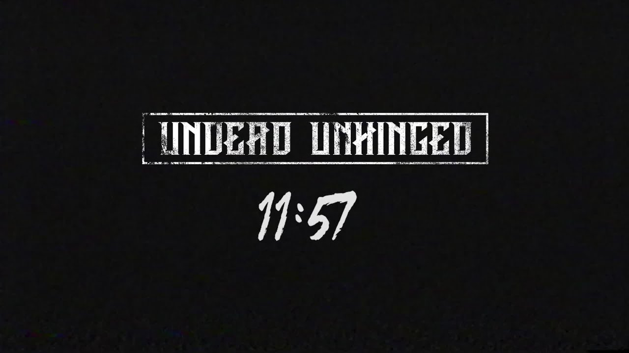 Hollywood Undead: UNHINGED Official Pre-Show