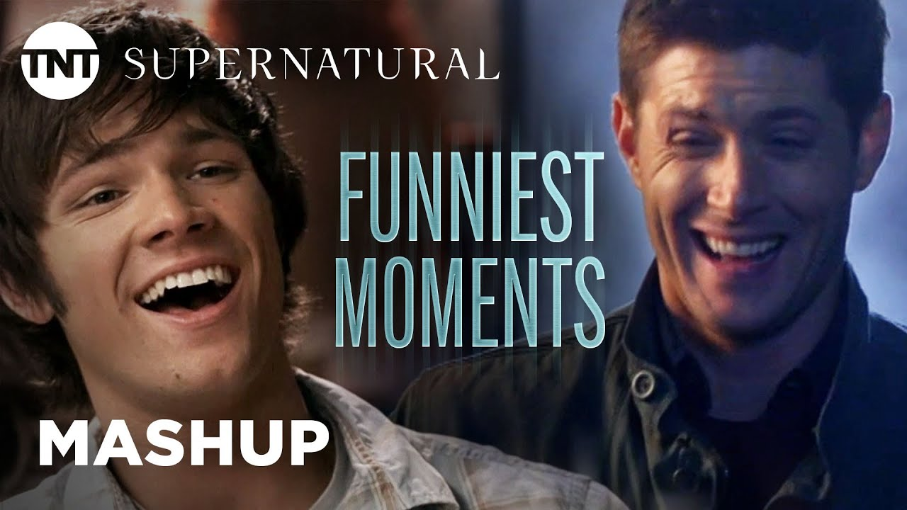 Supernatural: Funniest Moments [MASHUP] | TNT
