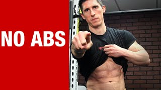 Six Pack Abs (WHY YOU'LL NEVER HAVE THEM!!)