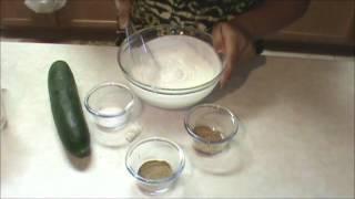 Weight Loss Yogurt-Cucumber Smoothie (Raita)