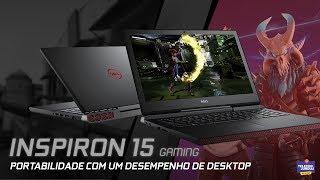 DELL INSPIRON 15 GAMING | Roda CS:GO e Fortnite?
