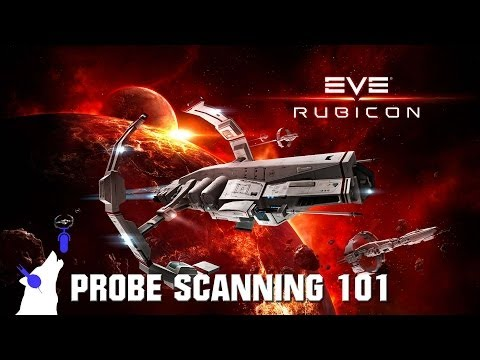 EVE Online - probe scanning 101