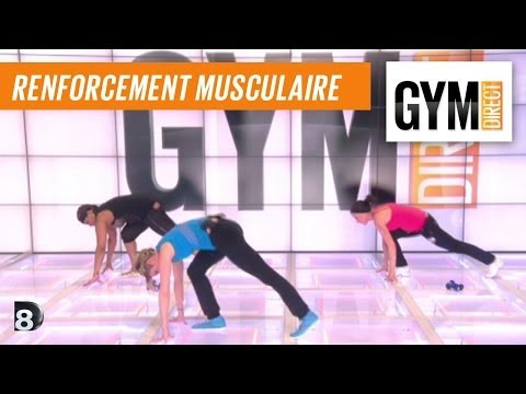 Cours gym : Cardio 1
