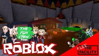 LEFT BEHIND! | FLEE THE FACILITY | ROBLOX GAMEPLAY