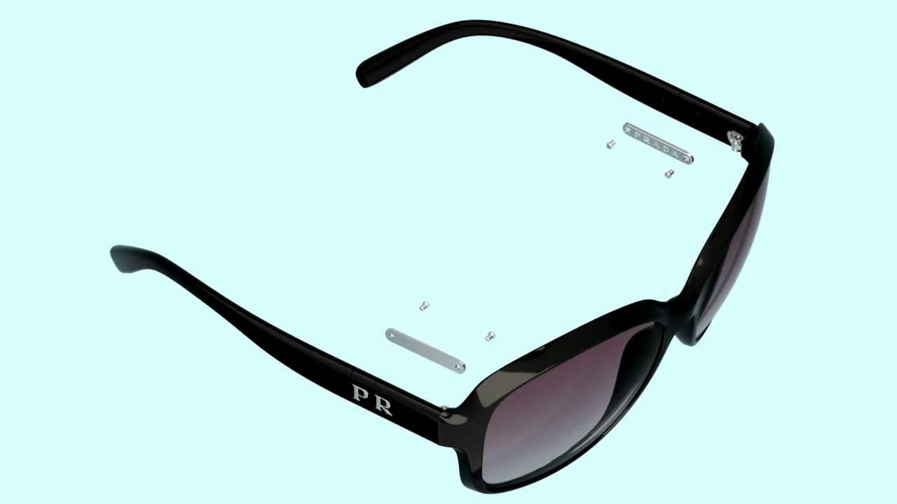 e0e70adda برادا Prada Private نظارات قابلة للتخصيص - YouTube