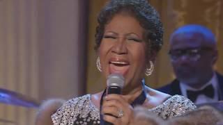 Aretha Franklin -Amazing Grace White House (Full Version)