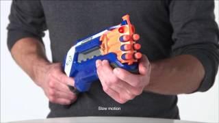 Smyths Toys - NERF N-Strike Elite Roughcut