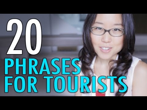 Useful Korean Phrases For Tourists