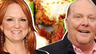Ree Drummond vs. Mario Batali: Whose Chicken Parmesan Is Better?