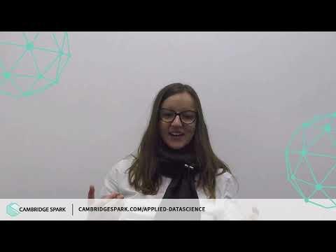 Applied Data Science: weekend seven recap with Aleksandra Zalecka