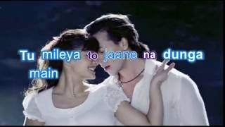 Toota jo kabhi tara sajna ve full Karaoke with lyrics | Flying Jutt | atif aslam | Background singer
