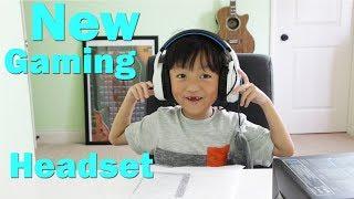 Ryder's New Roblox Gaming Headset - Sades 7.1 Gaming Headset - Ntense Kid Gamer