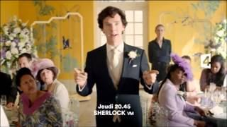 Sherlock Saison 3 (EP 2) BA France 4