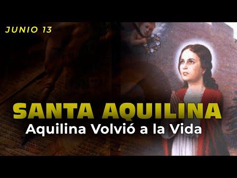 Santa Aquiliuna, Volvió A La Vida - Cosmovision