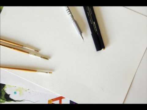 ASMR / Whisper College of Visual Arts & Design Majors Part 1