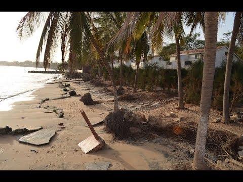 Mbour (Reportage): l'érosion côtière, un drame social sans fin