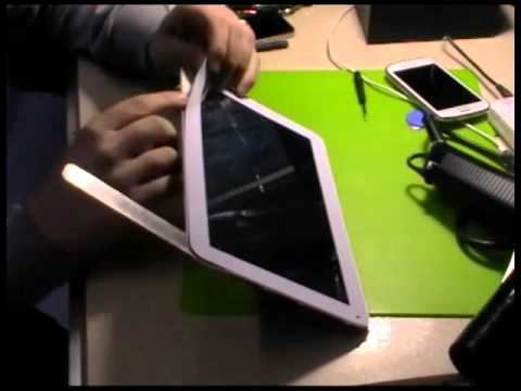 archos 101 copper glass touch screen replacement youtube. Black Bedroom Furniture Sets. Home Design Ideas