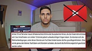 Wir Youtuber werden Arbeitslos... | #SaveYourInternet