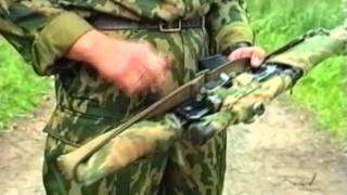 Искусство снайпера 24.Снайперское оружие  СВД, ВСС, АК-74Н2.