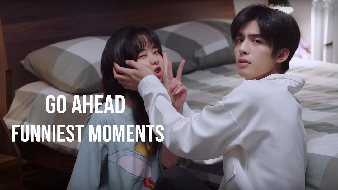 Download Go Ahead's Funniest Moments for 5 Minutes Straight
