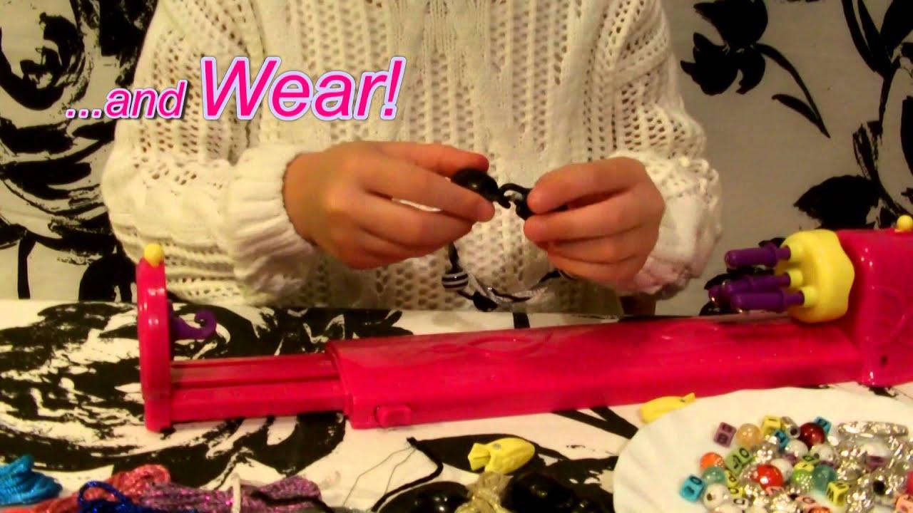 Twist and wear fashion maker 98