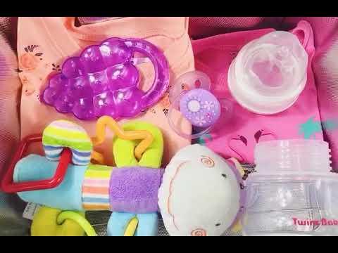 Twins Baby - Portable UV LED Light UV Steriliser Storage Bag for Baby clothing and Feeding Bottle
