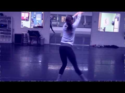 Frozen - let it go - Mikenzie Nash Choreography