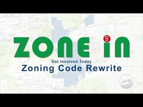 Don't Zone Out, Zone In! Get involved in the Golden Zoning Code Rewrite