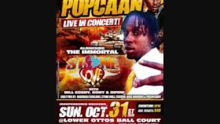 HotSkull Popcaan Live In ConcertIn Antigua OCT 31, 2010