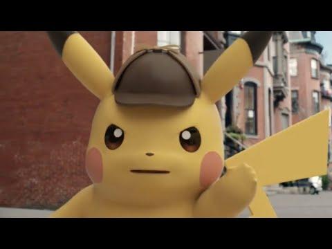 Download Youtube: 'Detective Pikachu' to star Ryan Reynolds