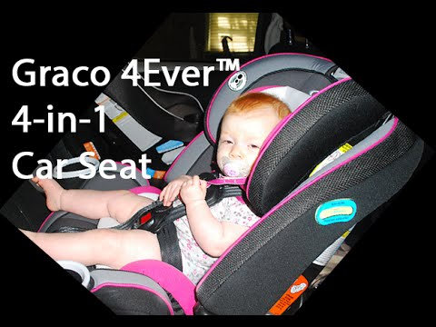 Graco 4Ever 4-in-1 car seat review - YouTube