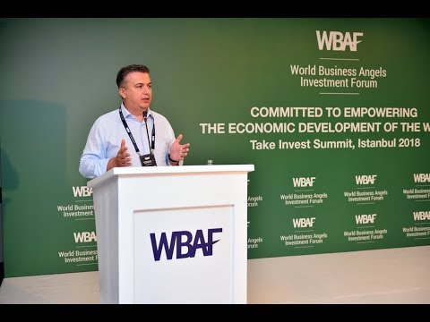 WBAF ACADEMY: From Idea to ICO in 6 months
