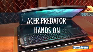 Acer Predator 21X Hands On