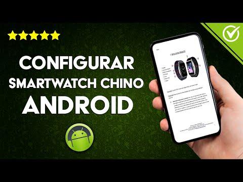 Cómo Conectar y Configurar tu SmartWatch Chino a Android paso a paso