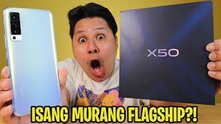 VIVO X50 - TOP OF THE LINE LAHAT PERO MURA LANG!