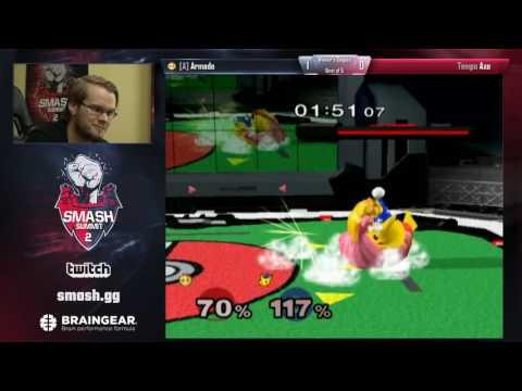 Armada vs Axe - WB Singles - Summit Smash 2