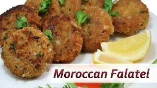 Quick And Easy Falafel Recipe | Healthy Vegetarian Recipes