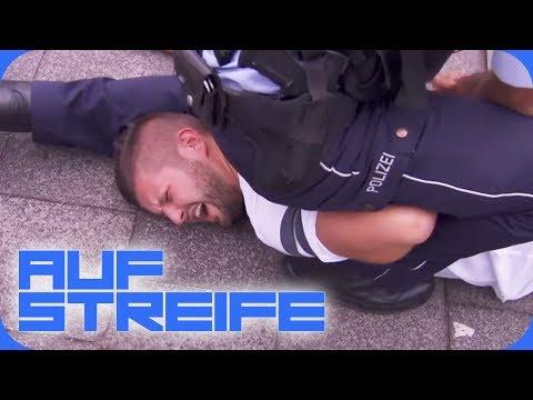 Pöbeln gegen die Polizei: Krasse Straftat mit großen Konsequenzen | Auf Streife | SAT.1