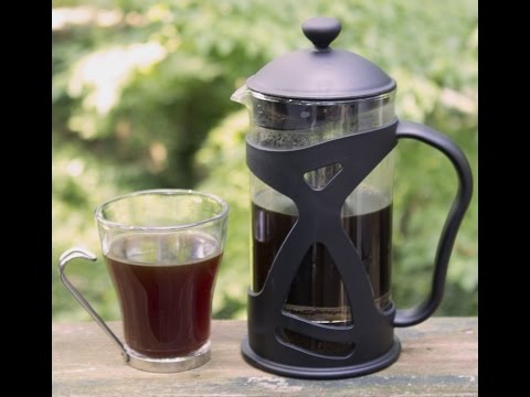 Best Coffee Maker | KONA French Press Coffee Tea & Espresso Maker – Review