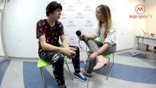 Wywiad z Dawidem Kwiatkowskim | Moje Opole TV