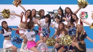 2017年7月15日。海浜幕張駅南口広場にて オールスターゲーム2017 GATEWA...