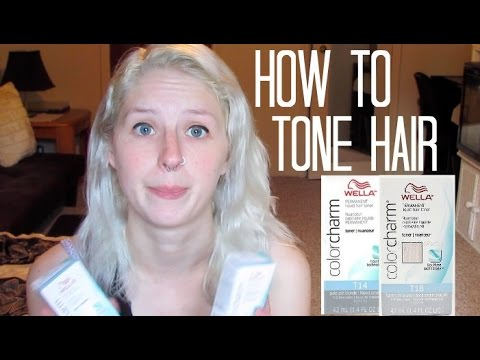 how to get rid of brassy blonde hair permanently