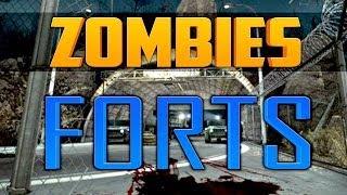 FORTS ★ Left 4 Dead 2 (L4D2 Zombie Games)
