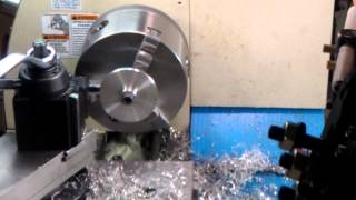 Slotted Wheels Using G0752 Lathe And G0759 Mill With Rotary Table