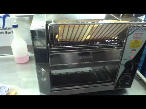The Awesome Conveyor Toaster