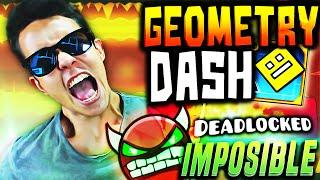 Geometry Dash! EL NIVEL MÁS IMPOSIBLE JAMÁS VISTO!! #31 - TheGrefg