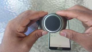CoolPlay B20 Bluetooth Speaker Watch Full Review